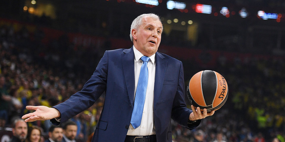 Главный тренер «Фенербахче» назвал НБА мафией
