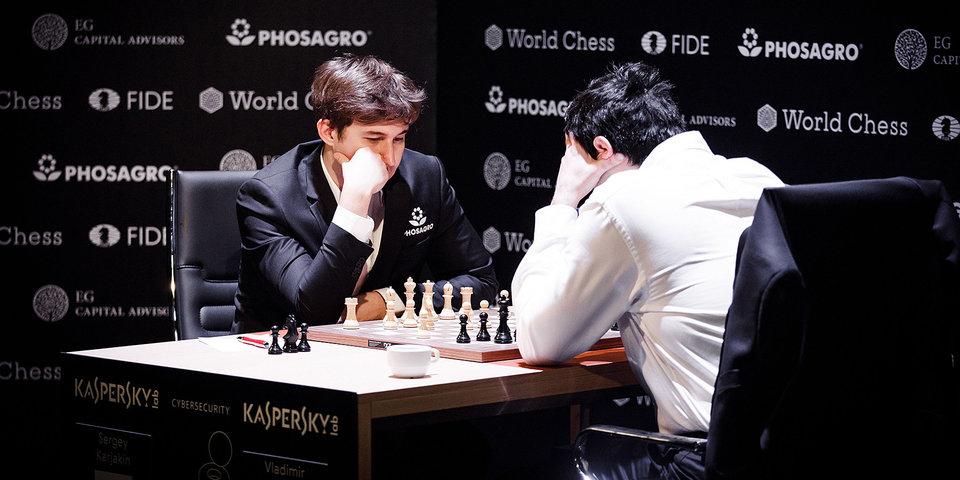 Сильнейшие российские гроссмейстеры помогут больницам и медикам