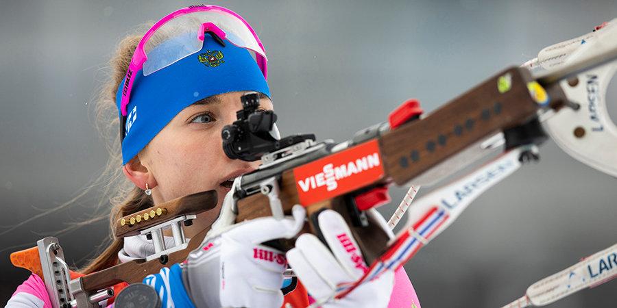 Российские биатлонистки прошли проверку на COVID-19 и начали подготовку к сезону