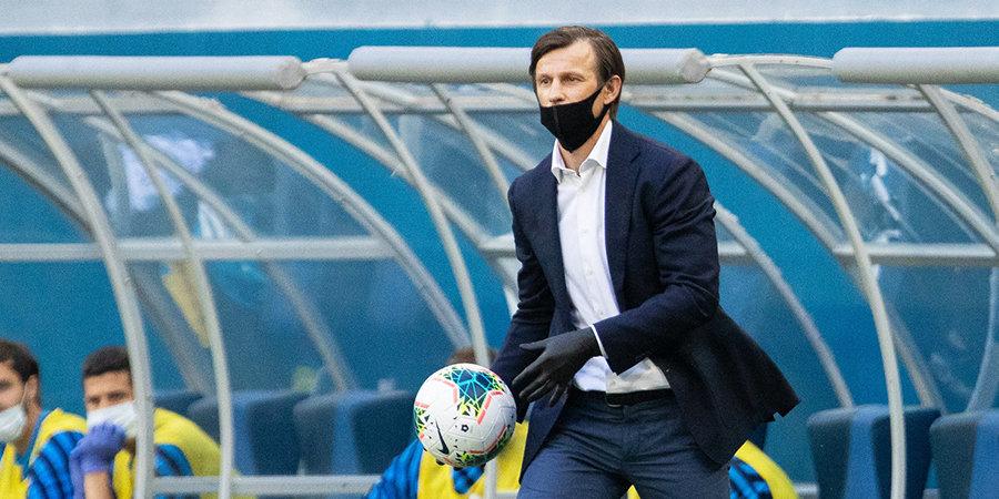 Сергей Семак: «В матче с «Сочи» нам удалось и результата добиться, и отрегулировать функционал игроков»