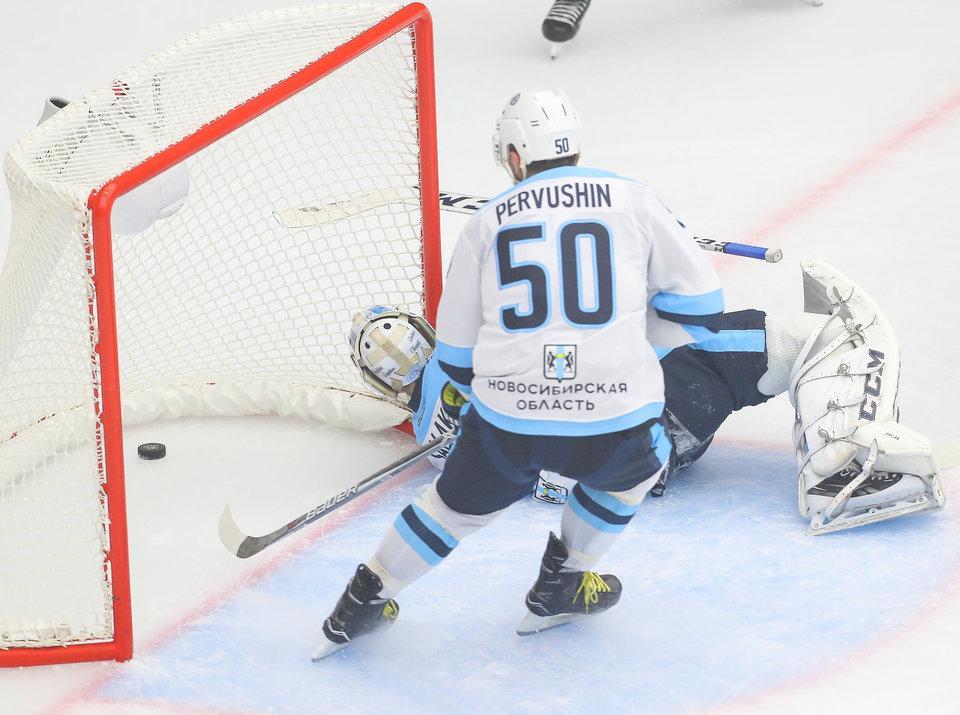 «Сибирь» потерпела девятое поражение подряд
