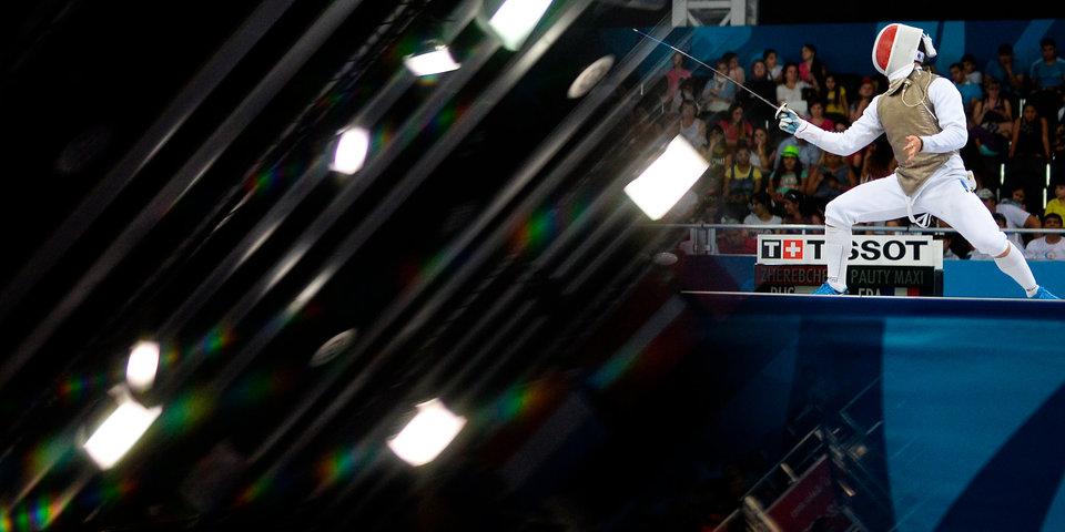 Россиянин Жеребченко – чемпион мира в рапире