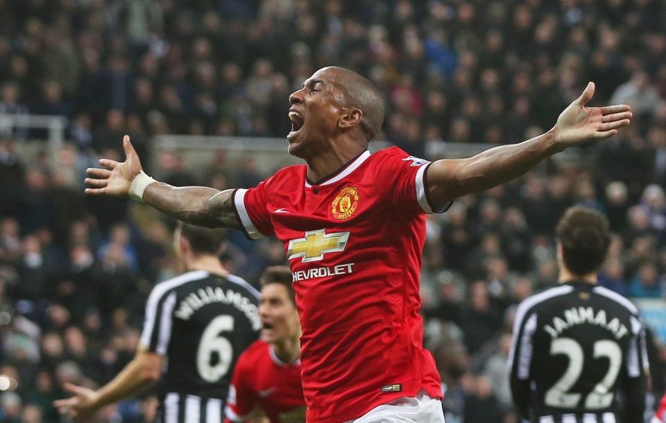 Янг близок к продлению соглашения с «Манчестер Юнайтед»