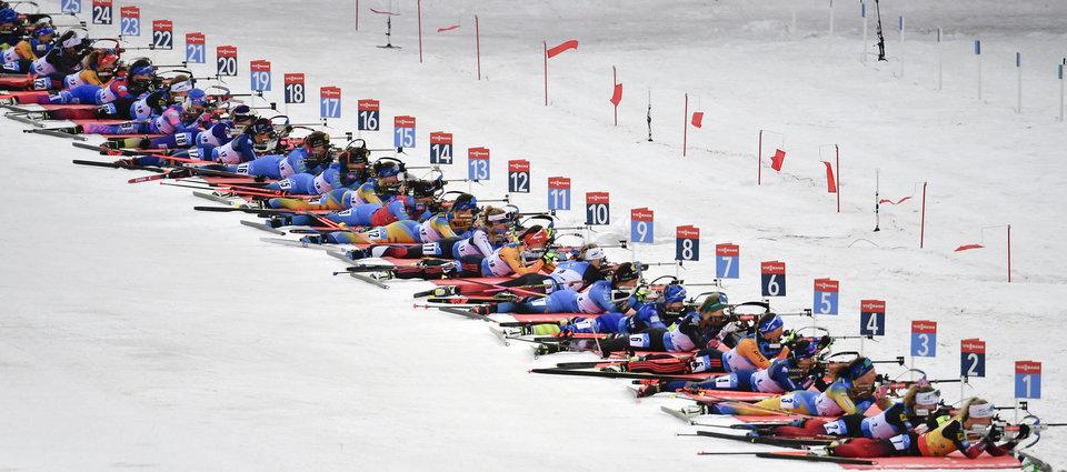 Международный союз биатлонистов разрабатывает стратегию гендерного равенства спортсменов