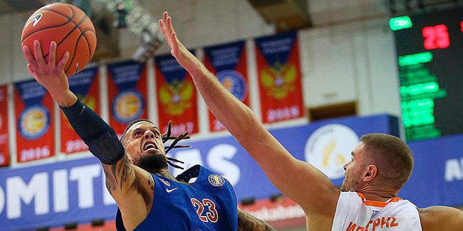 ЦСКА снова в игре, Блатт снова в России. Каким был первый день Кубка Гомельского в Москве