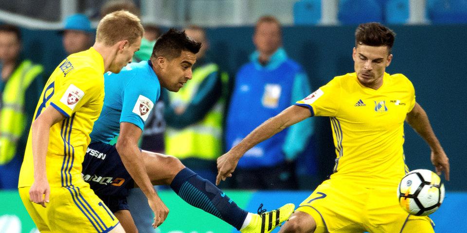 «Ростов» потерял Юсупова из-за травмы связок колена