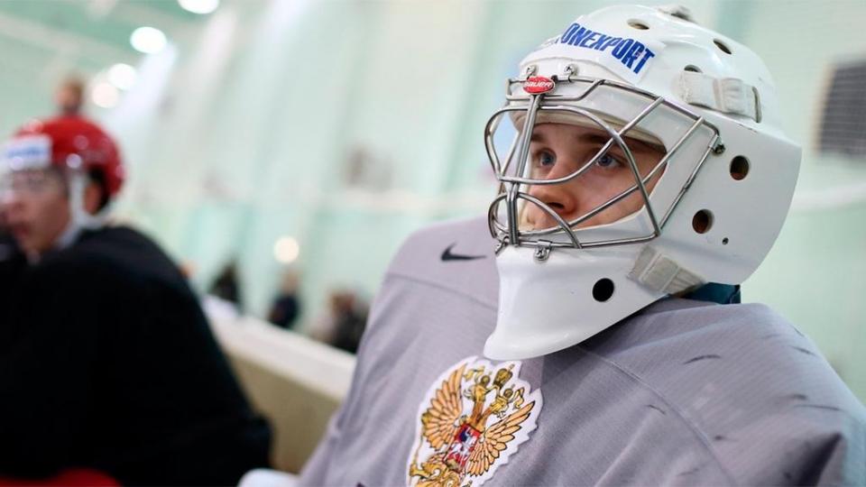 Сорокин займет место в воротах сборной России в матче с Чехией