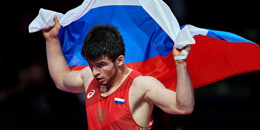 Шахиев — чемпион мира в категории до 65 кг