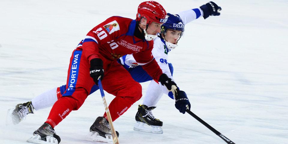 Сборная России уверенно переиграла финнов и вышла в финал ЧМ