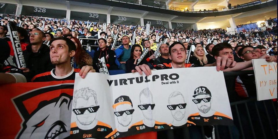 Почему российскому футболу стоит равняться на киберспорт