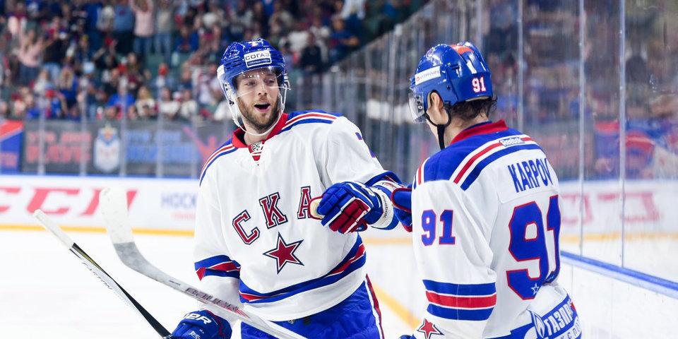 Геннадий Тимченко: «Надеюсь, мы привезём третий Кубок Гагарина в Петербург»