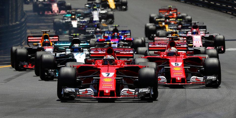 Феттель побеждает, Квят попадает в аварию: лучшие моменты Гран-при Монако