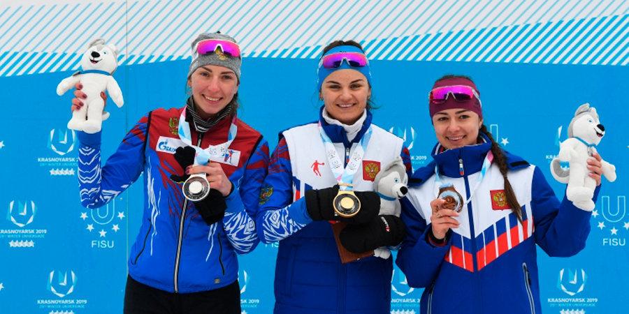 Универсиада-2019. День 2-й. +17 медалей в копилку сборной России