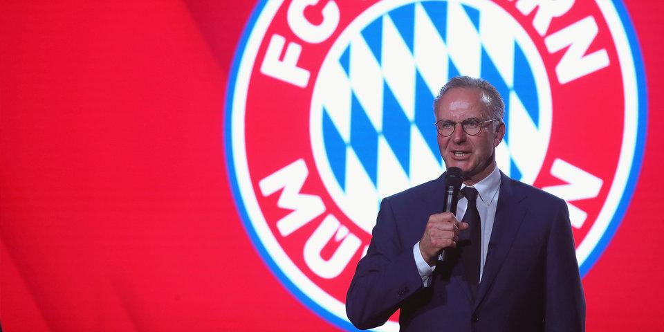 Карл-Хайнц Румменигге: «Если все продолжат играть против «Баварии» в такой манере, мы не наберем 11 игроков на игру»