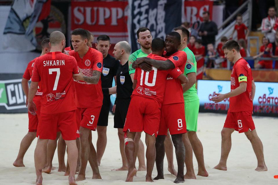 «Спартак» обыграл «Фламенго» на «Мундиалито-2020» и обеспечил себе выход в полуфинал