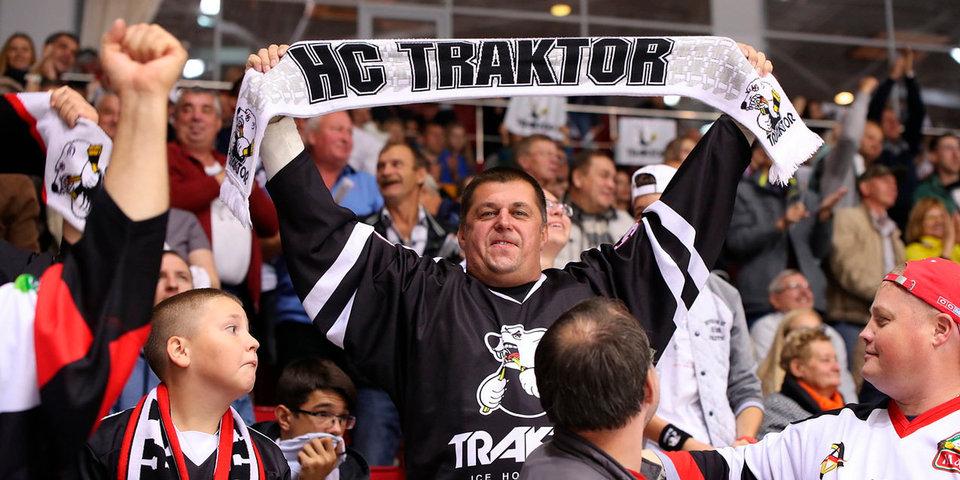 Первая победа «Трактора»