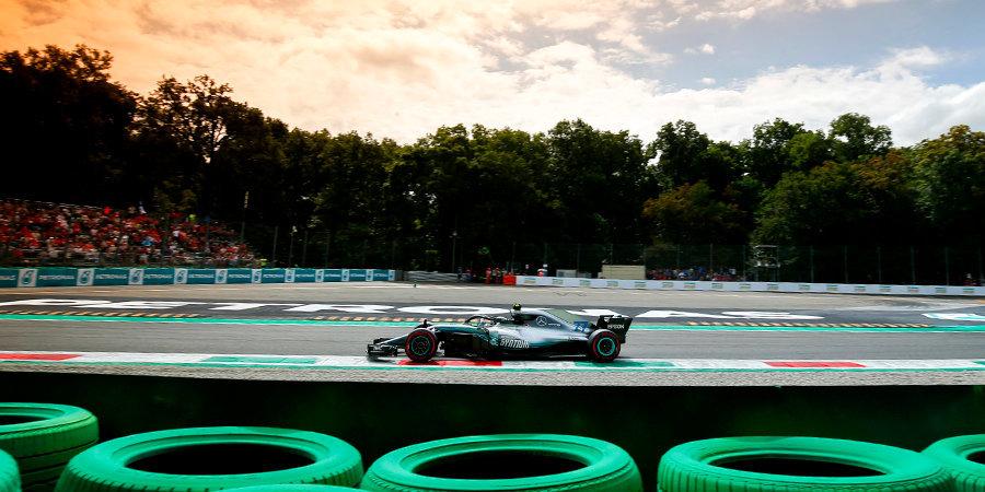 СМИ: В итальянской Монце могут пройти две гонки «Формулы-1»