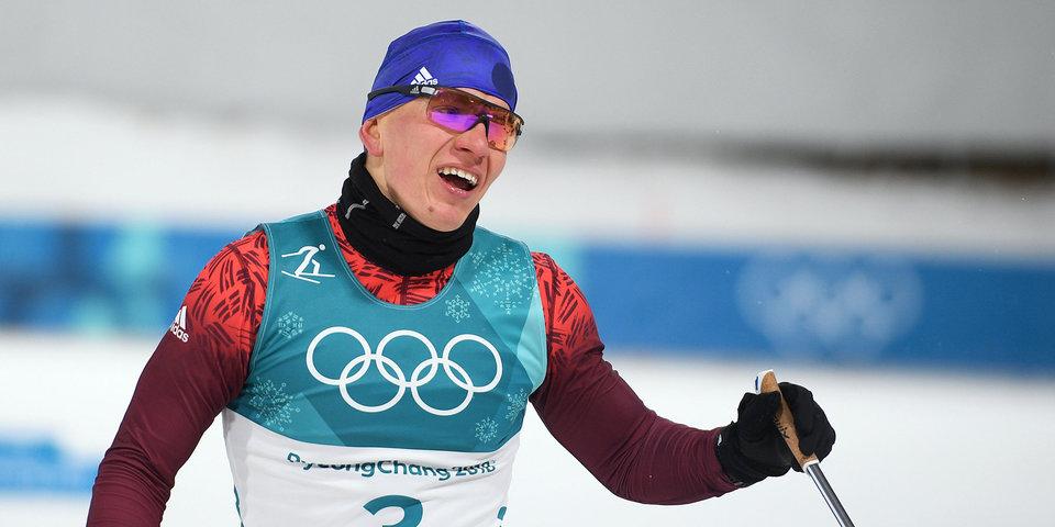 Спицов и Большунов выступят в командном спринте на Олимпиаде