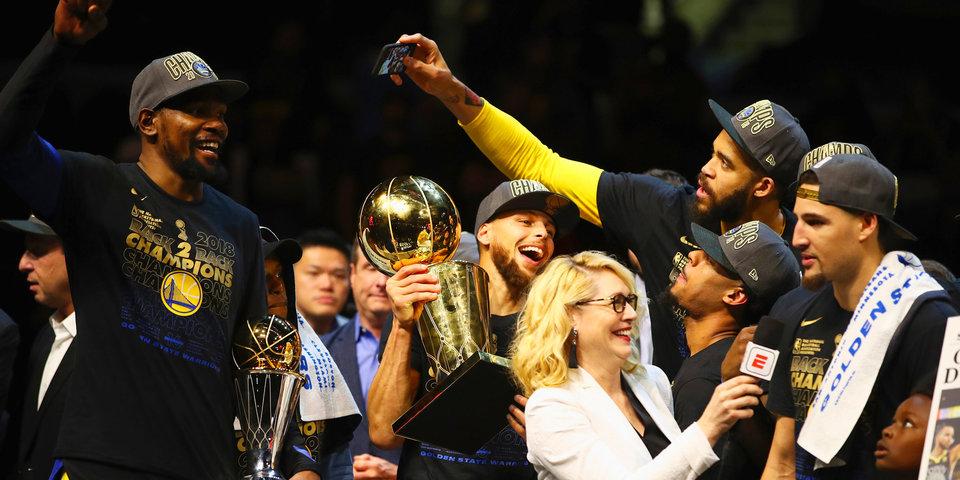 «Голден Стэйт» – чемпион НБА сезона-2017/18