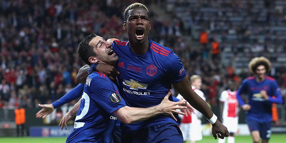 «Манчестер Юнайтед» — победитель Лиги Европы