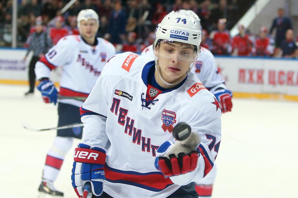 Николай Прохоркин: «Первый период мы просто проспали»