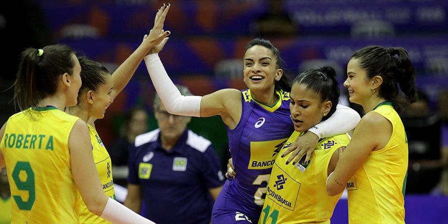 Владимир Дорохов: «Бразильянкам должно быть засчитано поражение в четвертьфинале»