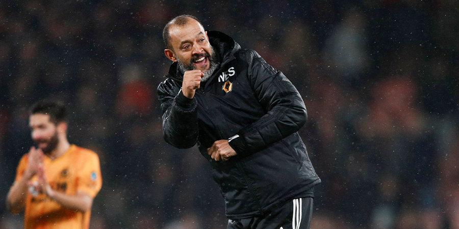 Нуну останется тренером «Вулверхэмптона» до 2023 года