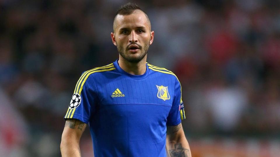 Кудряшов может перейти в стан вице-чемпиона Турции
