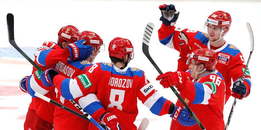«Сильные соперники и высокие скорости — самый лучший стимул!» Лидеры сборной России раскрывают секреты победной серии