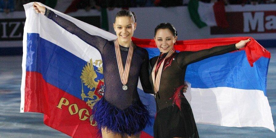 Аделина Сотникова: «Низкий поклон и благодарность Туктамышевой, отдувается за нас»