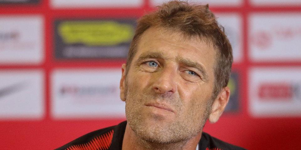 Массимо Каррера: «Да, Миранчуку могли дать красную карточку, но решение принимает судья»