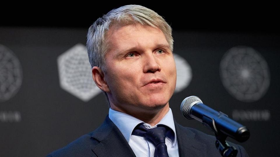 Павел Колобков: «Сборная России состоялась, на нее было приятно смотреть»