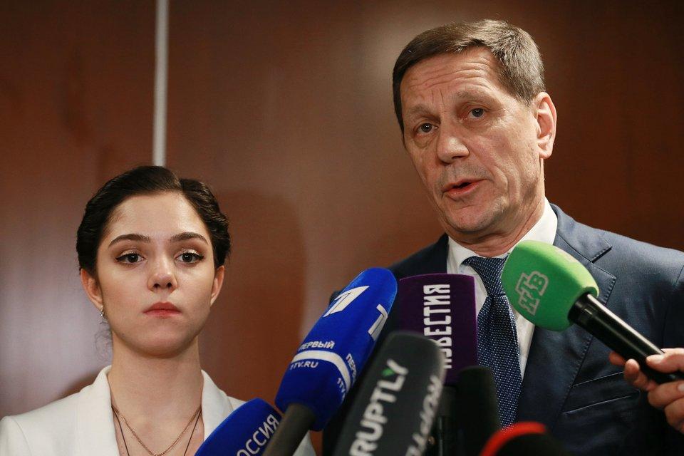 Александр Жуков: «В последний день Олимпиады наши спортсмены могут пройти под российским флагом»