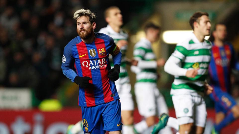 «Барселона» предложит Месси новый пятилетний контракт