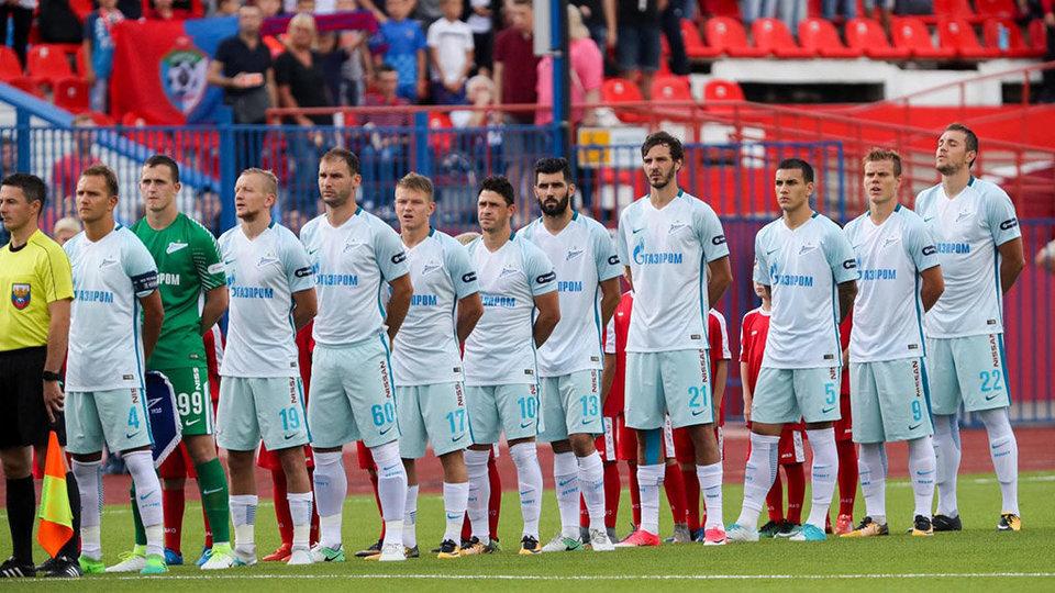 Осман Кадиев: «Зенит» идет далеко впереди других клубов только в финансовом плане»