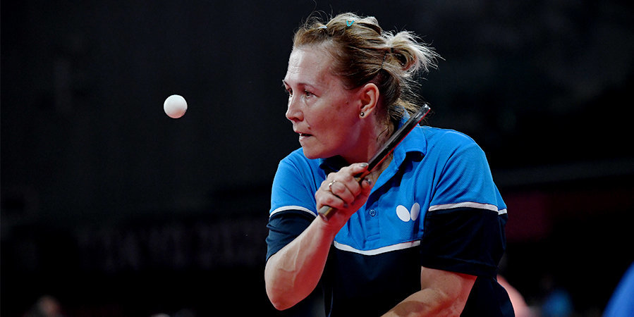 Прокофьева стала паралимпийской чемпионкой по настольному теннису