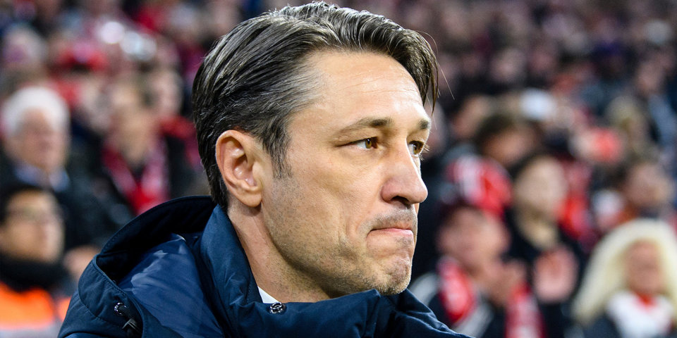 Нико Ковач: «Бавария» должна быть готова к «Айнтрахту»