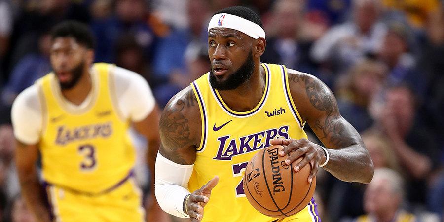 Пять команд, которые сделают особенным этот сезон НБА