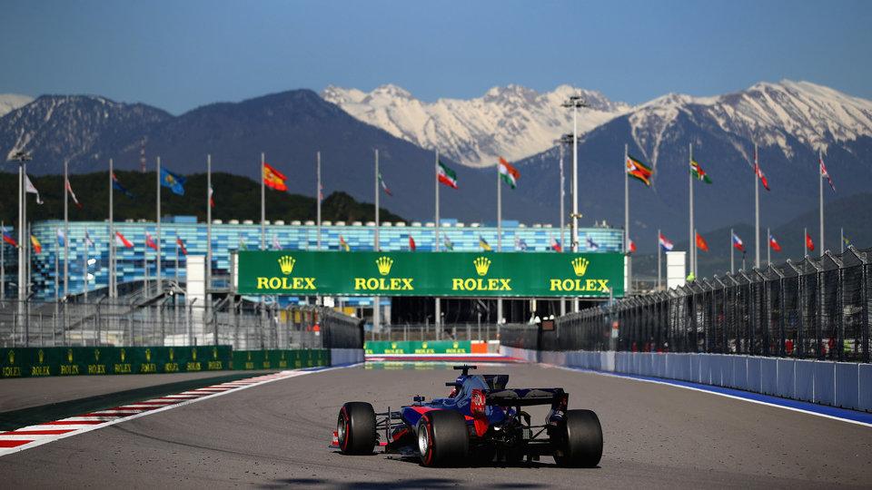 Гран-при России могут снова перенести на осень