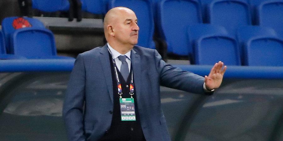 Станислав Черчесов – о матче с Сербией: «Мы чувствовали, что миллионы нас смотрят»