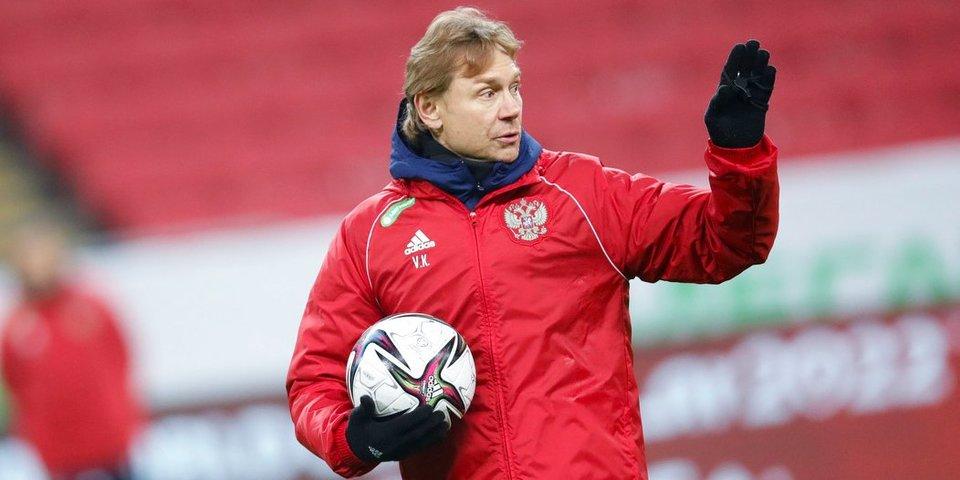Валерий Карпин: «После Словакии сказал игрокам: «Идиот — я. Это был не ваш уровень». Сегодня они показали уровень футболистов сборной»