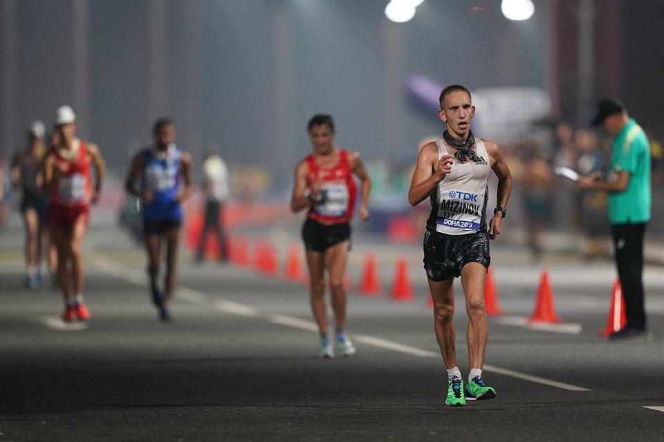 Российские легкоатлеты, приехавшие на сборы, прошли тестирование на коронавирус