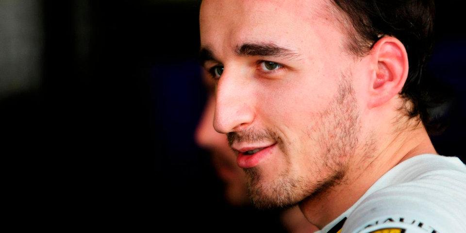 Кубица успешно провел тесты болида «Формулы-1» в Валенсии