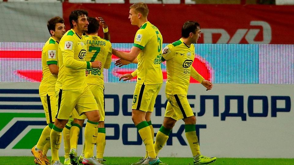 «Анжи» призвал болельщиков поддержать команду в матче против ЦСКА