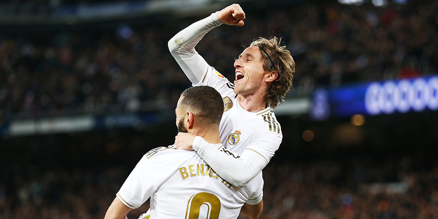 Лука Модрич: «Я счастлив в «Реале» и надеюсь остаться здесь на следующий сезон»