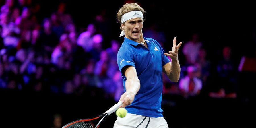 Зверев вышел в финал US Open, где сыграет с Тимом