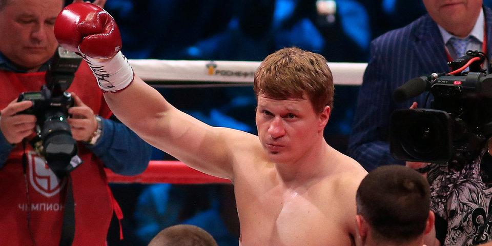 Поветкин вернулся в топ-10 лучших боксеров мира по версии The Ring