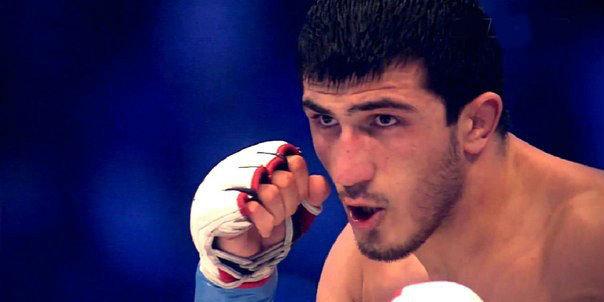 Эмееву назначили второй бой в UFC