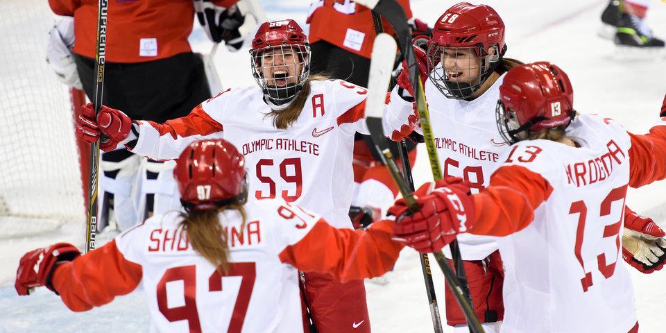 Ковальчук поздравил российских хоккеисток с выходом в полуфинал Олимпиады