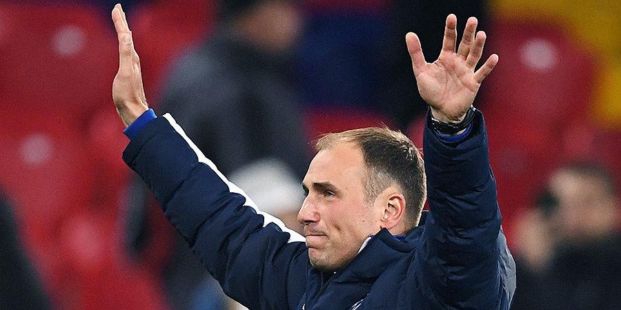 Главный тренер «Динамо» поддержал новый лимит на легионеров
